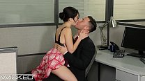 Horny Coworker Jane Wilde Fucked On Office Desk - WickedPictures