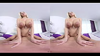 SexLikeReal- Naughty Milf Nathaly Cherie rides your cock VR 180 60 FPS