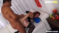 SCAMBISTI MATURI - #Kiara Rizzi - BBW Italian Lady Hardcore Fucked In Both Holes