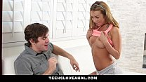TeensLoveAnal - Cheating GF Craves Anal Sex From Roomate preview image