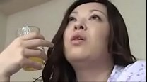 Japanese Asian Mom and Son drunken Hard Fuck video