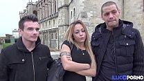 Jessie la bombe de Marseille en trio torride Preview