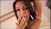 Busty brunette milf Kristina Cross enjoys cheating her husband with
