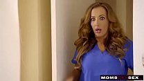 MILF Gets Sexual With Teen Carolina Sweets And Her StepBro S8:E3