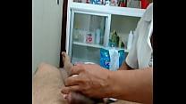 Waxing my genital area