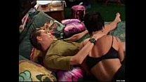 Milf In Stockings Mounts Boyfriend Image