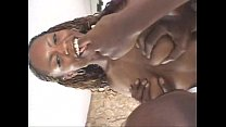 sexy brown chocolate fuck two bbc thumbnail