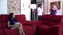 Anissa Kate, fucking with a libertine couple.