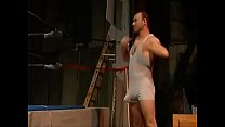 Worship each other bulges singlet and speedo