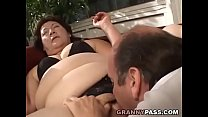BBW Granny Gets Her Fat Pussy Stuffed video