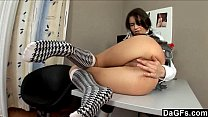 Dagfs - This Sexy College Girl Still Wants To Have Fun