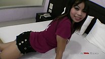 Naive Thai girl receives giant load of jizz on ...'s Thumb