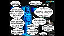 3D Comic: Galacticus 14 preview image