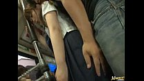 Dirty Public Bus Sex With A Schoolgirl (1)