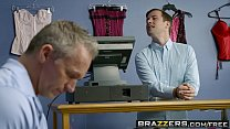 Brazzers - Real Wife Stories - If The Bra Fits Fuck It scene starring Carmen Valentina and Jessy Jon