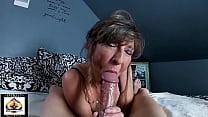 Sexy Milf Marie Has Got Mad Blowjob Skills