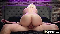 5KPorn - Blonde Spinner Naomi Nash in 5K Hard Sex