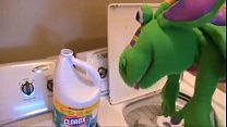 Dragon in the Laundry