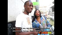 12723 Real African Amateur Friends take a hot shower preview