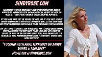 Download video bokep Sindy Rose Fucking with anal terrorist on sandy... 3gp terbaru