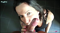 GERMAN STEP MOM with Big Tits Seduce to Fuck by StepSon