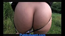 PublicAgent Rita and her big bouncing boobs thumbnail