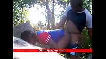 sex tape in bush