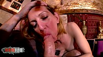 Hot french Milf Louise du Lac hard anal fucking