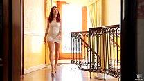 Redhead Amarna Miller Gets Deep Throated - EroticVideosHD.com