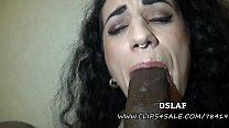 19668 French Superhead Arabelle Raphael Interracial Sloppy Head With Facial- DSLAF preview