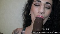 11688 French Superhead Arabelle Raphael Interracial Sloppy Head With Facial- DSLAF preview