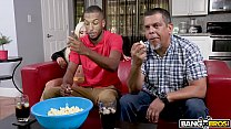 BANGBROS - Brandi Bae Loves Her Father's Older Black Friends preview image