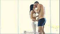 PornPros Girl in sheer tights fucked and toes sucked Preview