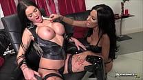 Shebang.TV - Elicia Solis & Candy Sexton