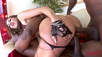 KELLY DIVINE GETS DESTROYED IN ROUGH INTERRACIA...