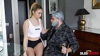 My grandfather takes my girlfriend - Paola Hard & Magic Javi