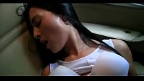 Latina cheats in backseat during party - mywebc...