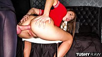 TUSHYRAW Gia Derza Loves Hard Anal Domination