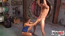 PERFECT 10 Milks Her Bound Sex Slave Vorschaubild