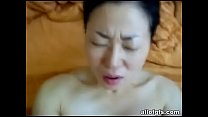 Asian babe sucks and gets pounded thumbnail