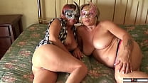 Homemade Group Sex - Mature Sluts Lick Pussy And Fuck With Horny Males