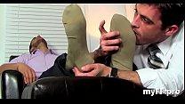 Coarse foot fetish homo romance