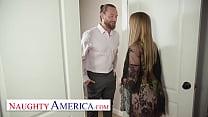 Naughty America - Laney Grey fucks her friend's...