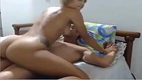 TREPADA,GOSTOSA,COM RICKARDO FERRAZ. video
