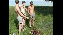 Boys with sausages 03