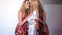 Mia Malkova and her Stepmom Alexis Fawx Almost Caught image