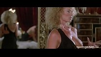 Sybil Danning in Howling Your Sister a Werewolf 1986