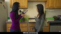 Stunning Euro Teen Gets Talked In To Giving A Blowjob For Cash 5
