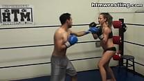 10223 Cheyenne Jewel Boxing Beatdown preview