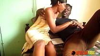 Real African Amateur Booty Gets Full Treatment